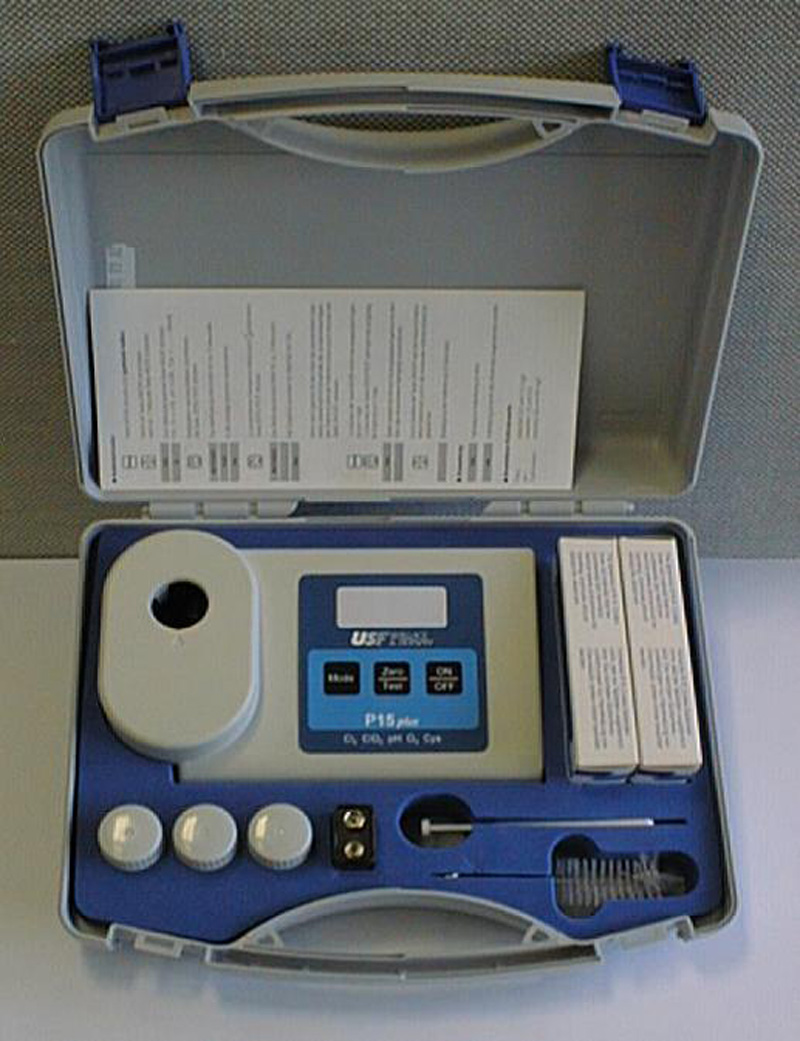 Экспресс-анализы на хлор, озон, рН, циануровую кислоту
