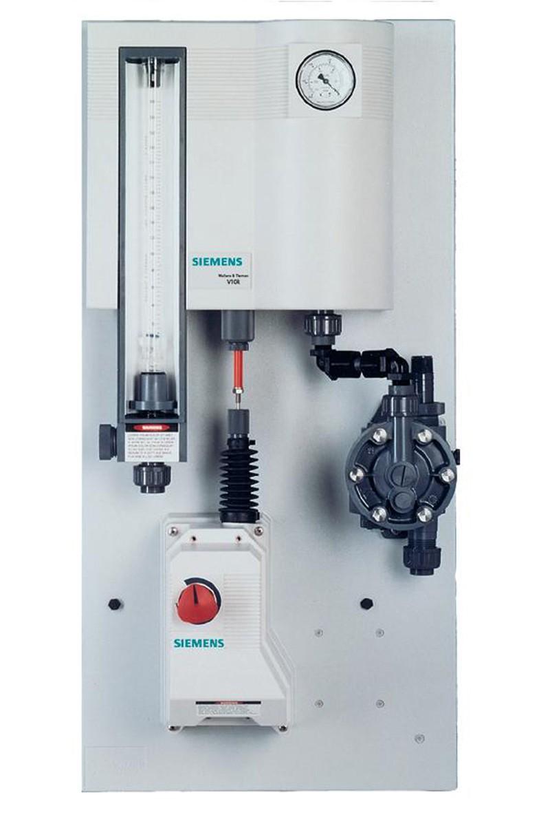 Дозатор газа (хлоратор) V10k