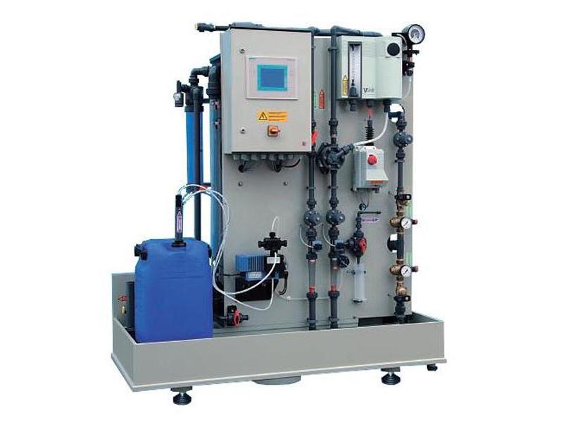 DIOX C Технология - газовый процесс