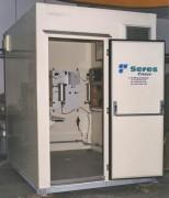 Приборы для измерения и определения качества сточных вод. Анализатор качества питьевой воды. - Стационарные лаборатории SERES Environnement