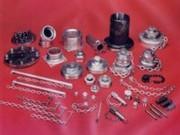Трубопроводная арматура - крышки, насадки и заглушки