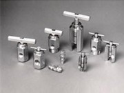 Трубопроводная арматура - игольчатые клапаны