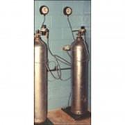 Сопутствующее оборудование для обеззараживания воды хлором - Весы для газовых контейнеров с контролем уровня, расхода и скорости подачи Chlor-Scale® — Гидравлические