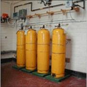 Сопутствующее оборудование для обеззараживания воды хлором - Весы для газовых контейнеров с контролем уровня, расхода и скорости подачи Chlor-Scale® — Электронные