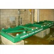 Сопутствующее оборудование для обеззараживания воды хлором - Весы для газовых контейнеров с контролем уровня, расхода и скорости подачи — Тонна-контейнеры