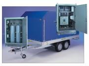 Обеззараживание воды хлором. Хлорирование питьевой воды и сточных вод - Мобильная хлораторная установка