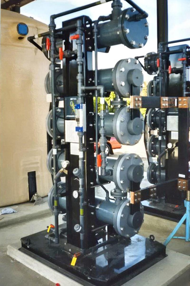 OSEC B4-200 (от 235 до 454 кг экв. хлора в сутки)