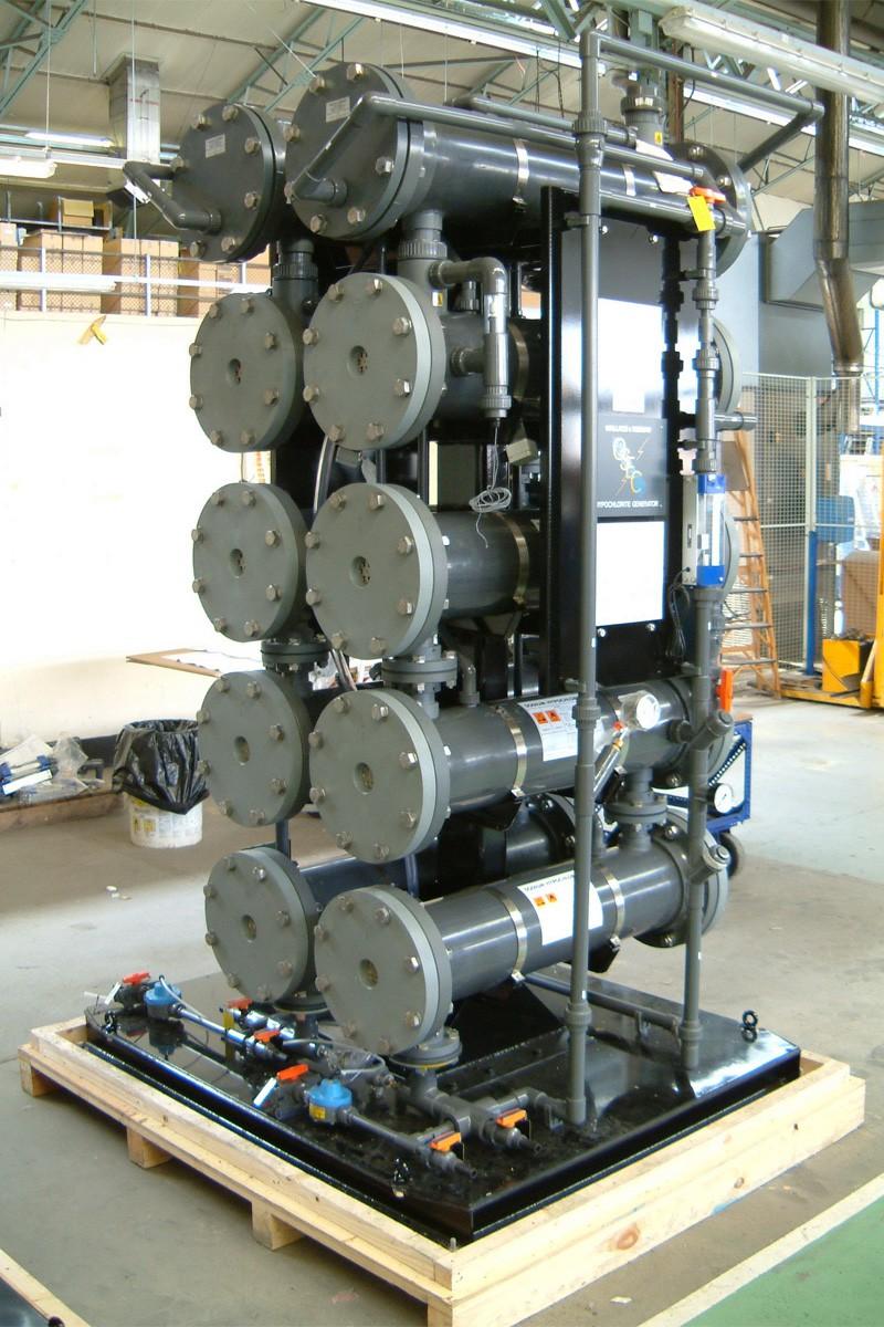OSEC B8-200 (от 470 до 907 кг экв. хлора в сутки)