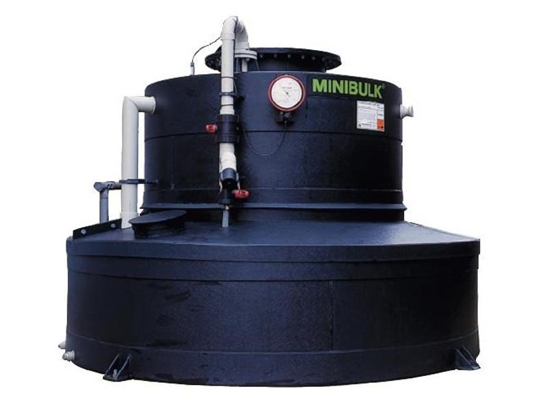 MINIBULK системы хранения химреагентов