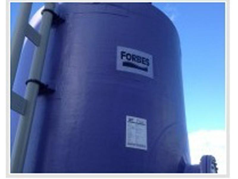 Баки и резервуары компании FORBES
