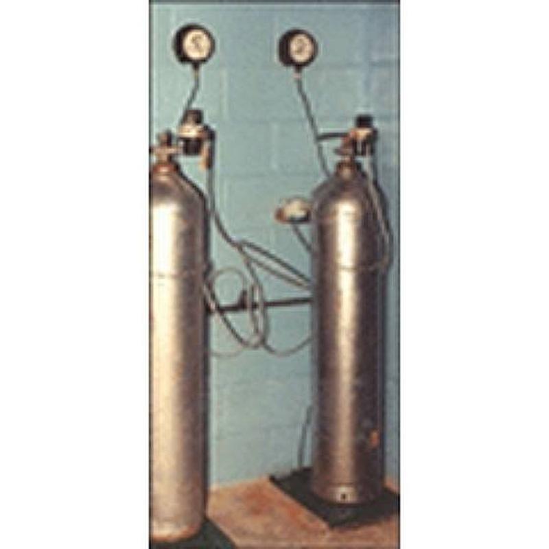 Весы для газовых контейнеров с контролем уровня, расхода и скорости подачи Chlor-Scale® — Гидравлические