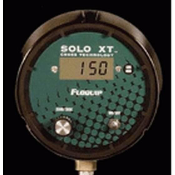 Контроль уровня, расхода и скорости подачи. Электронный индикатор веса Solo 1000