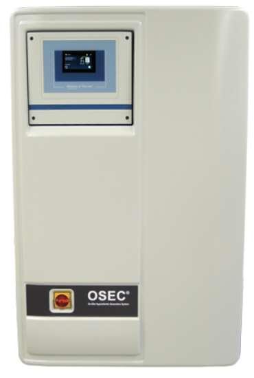 OSEC L (от 100 до 400 г экв. хлора в час)